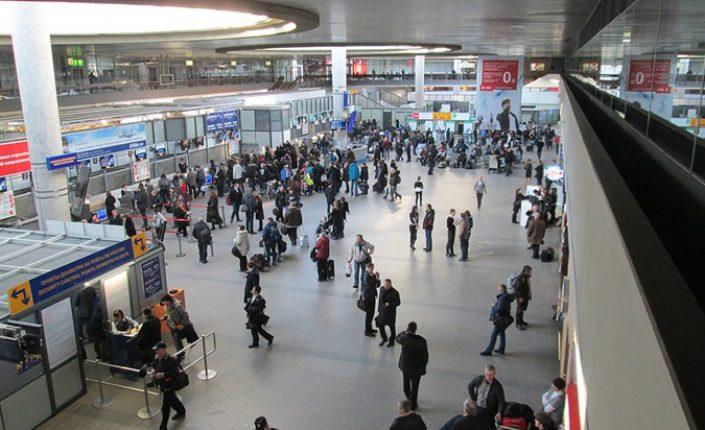 Триста человек не могут вылетить в Турцию